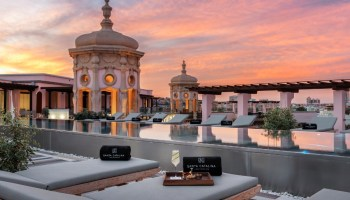 Hotel Royal Hideaway Santa Catalina en Las Palmas de Gran Canaria. (Barceló)