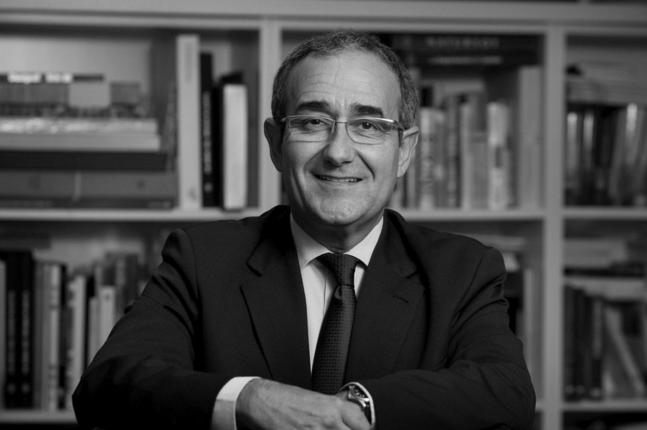 Patrici Tixis, presidente en funciones del Gremio de Editores de España. Foto: Gremi d'Editors de Catalunya