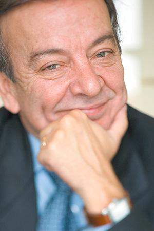 Eusebio Serrano. (Cedida)