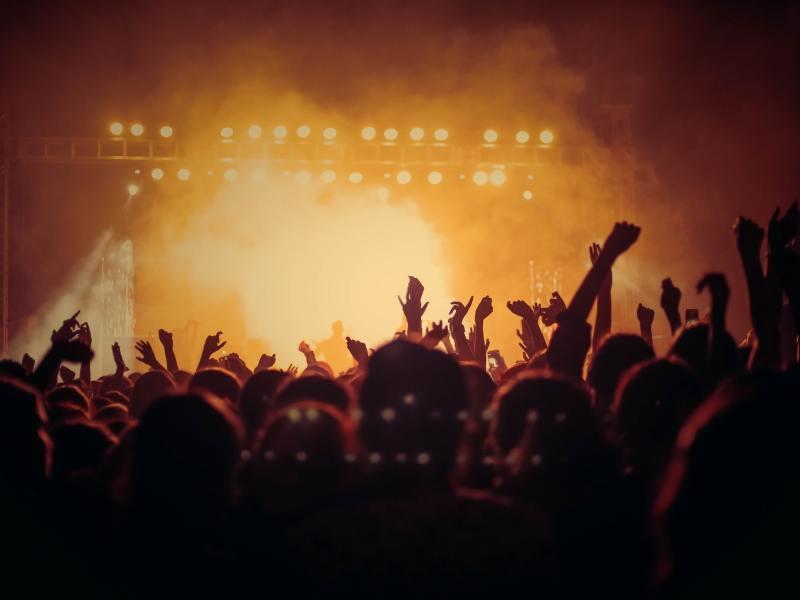 ¿Cuándo volveremos a los conciertos?