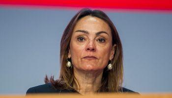Sol Daurella, presidenta de Coca-Cola European Partners. Foto: Getty Images