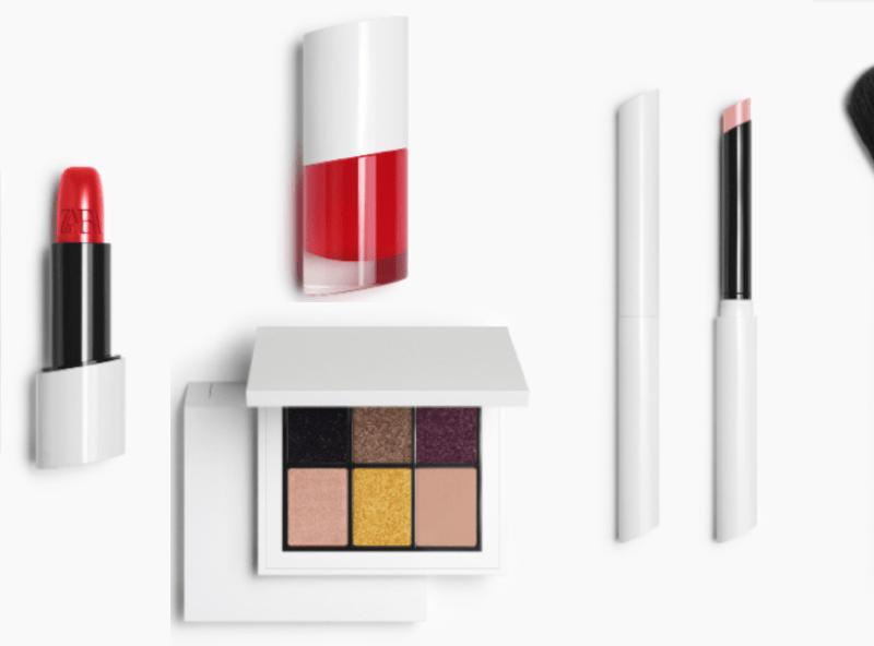 La linea de cosmetica de Zara Beauty