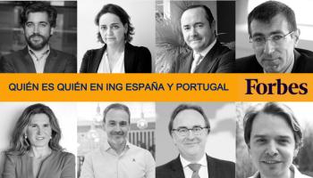Quién es quién en ING España y Portugal