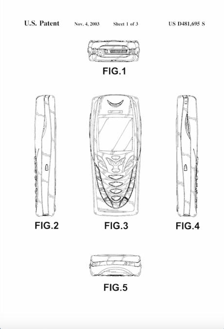 patente Nokia
