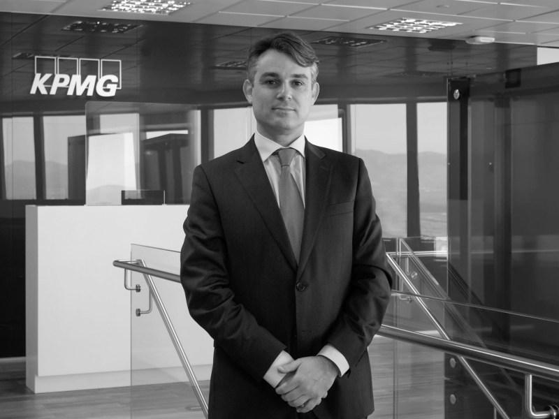 Enrique Gil, socio de Auditoría de KPMG