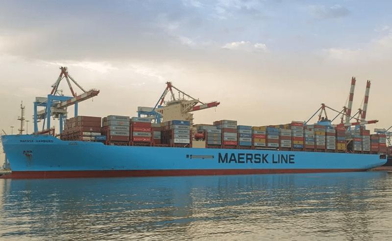 Maersk Barco