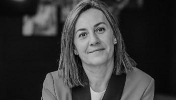 Natalia González-Valdés, directora de Asuntos Públicos y Comunicación de Coca-Cola para la Zona Mediterránea