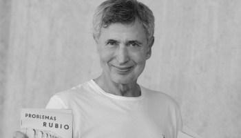 Enrique Rubio, director general de la Editorial RUBIO