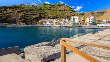 Playa Santiago (La Gomera). Foto: lagomera.travel