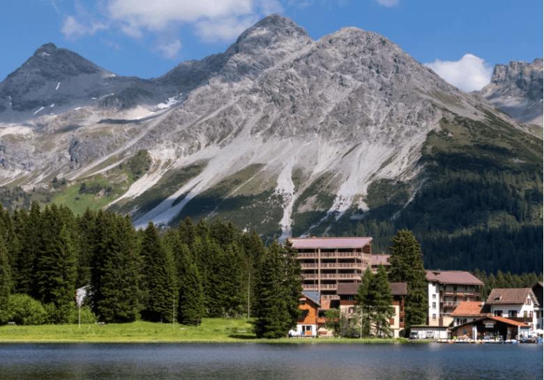 Valsana Hotel Arosa****S, Arosa. Turismo Suiza
