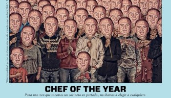El chef José Andrés portada de Tapas