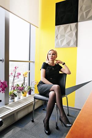 Гульмира Турмагамбетова — партнер по аудиту EY в Казахстане.