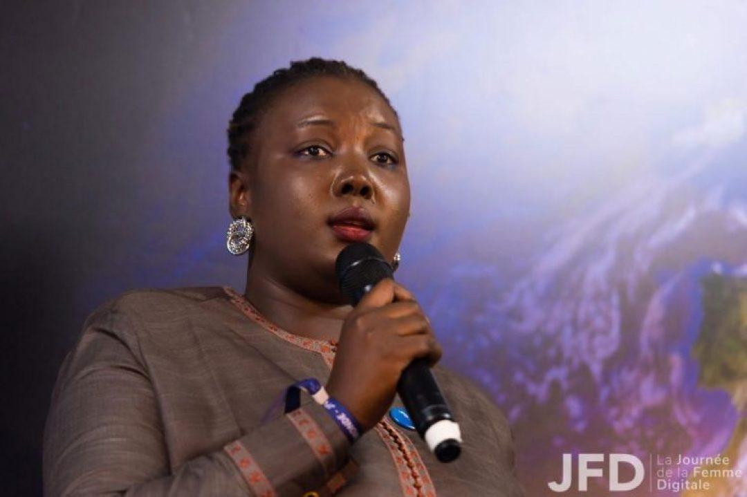 Fatou Kiné Diop, créatrice de tontines digitales - Forbes Afrique