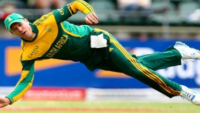 Photo of AB DE VILLIERS RECALLING THE 'FASTEST' RECORDS IN CRICKET FROM MR 360S
