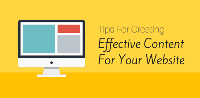 Photo of How to create effective content on the web