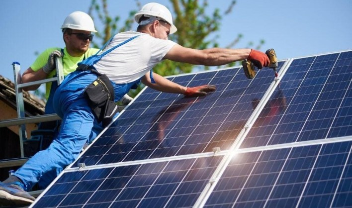 Solar Power House Panels Invention of the Year