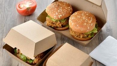 Photo of Make Stylish and Unique Custom Burger Boxes