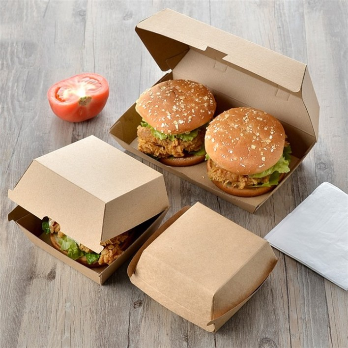 Make Stylish and Unique Custom Burger Boxes with Unique Packaging that Persuades the Customer to Buy