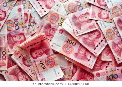 corruption chine billets de banque