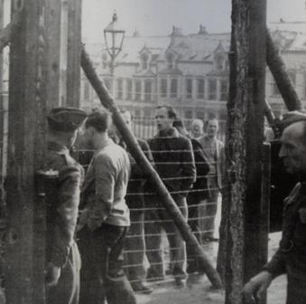 'Douglas' the British interment camp on the Isle of Man