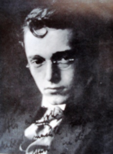 Erich Kleiber in his early 20s