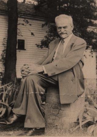 Richard Stoehr, Erich's first composition teacher