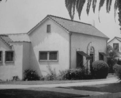 Zeisls' home in Los Angeles
