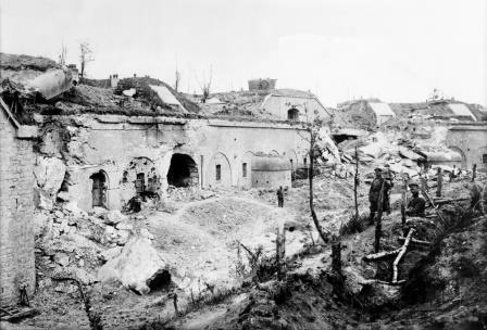 The fortress of Przemyśl