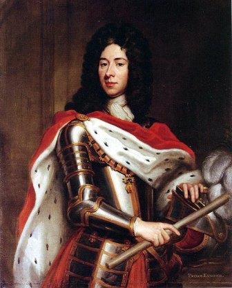 Godfrey Kneller's Eugen von Savoyen 1712