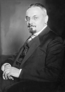 Socialist Schools' reformer Otto Glöckel