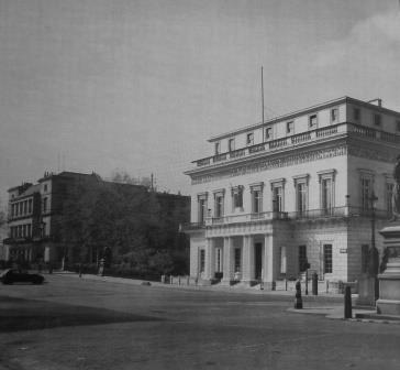 London's Atheneum Club in the 1930s - Wellesz's temporary home