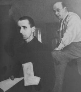 Brecht and Eisler in Berlin