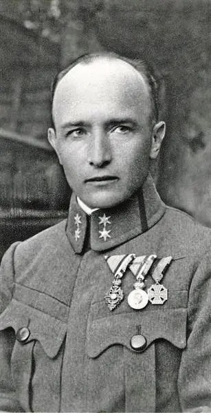 Robert Musil and his medals 1918 - Literaturmuseum Klagenfurt