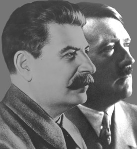 Stalin-Hitler Montage