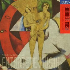 Decca/London's 'Entartete Musik' recording series
