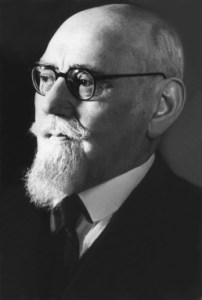 Dr. Karl Renner, president of Austria's Second Republic in 1955