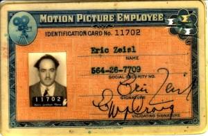 Eric Zeisl's Studio ID