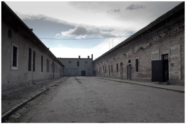 The prison in the concentration camp Theresienstadt