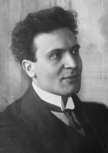 Bruno Walter c. 1910