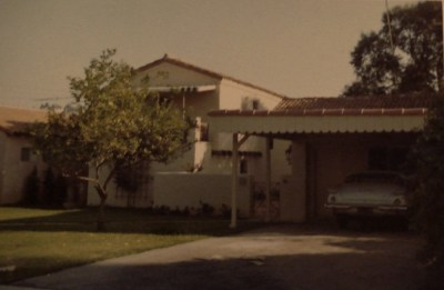 The Korngold Toluca Lake home in Los Angeles
