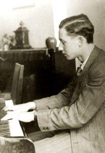Mischa Hillesum 1920 - 1944