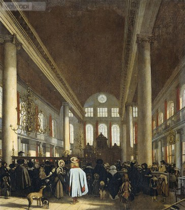 The Portuguese Synagogue in Amsterdam