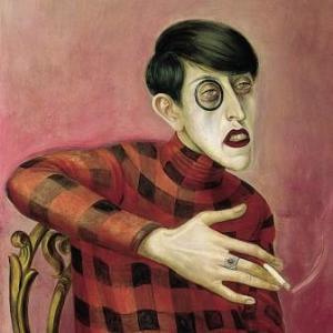 Otto Dix - Sylvia von Harden