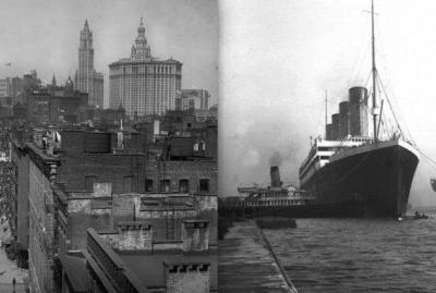 Docks and Manhattan