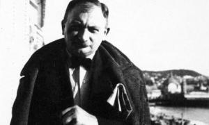 Joseph Roth - Author of 'Radetzky March'