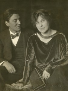 alban-berg-with-his-wife-helene-before-the-premier-of-his-opera-wozzeck-in-berlin-1925