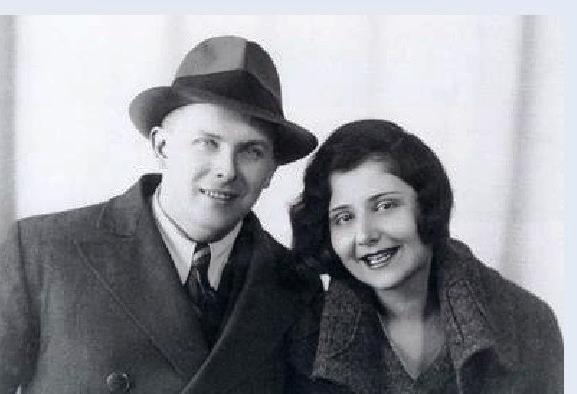 Alma and Prihoda