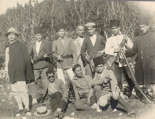 Fighters of Musa Dagh