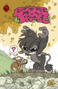 Bodie Troll from Red 5 Comics