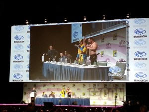 Cast of THIS IS THE END at WonderCon 2013